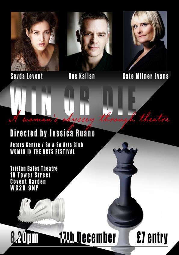 Win or Die Poster